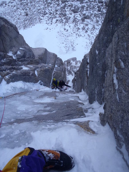Rock Climbing Photo: FC fun.