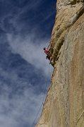 Rock Climbing Photo: bulge