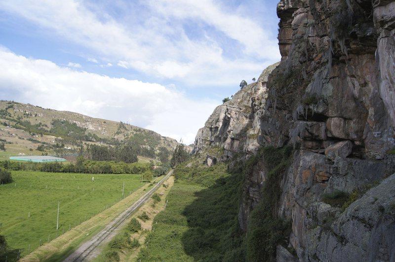 Rock Climbing Photo: Suesca