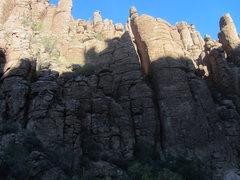Rock Climbing Photo: Just Say Yo and Smokin the Toad