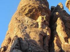 Rock Climbing Photo: Oh My Dog!