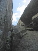 Rock Climbing Photo: Pitch8