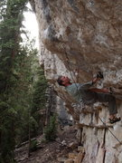 Rock Climbing Photo: G-man