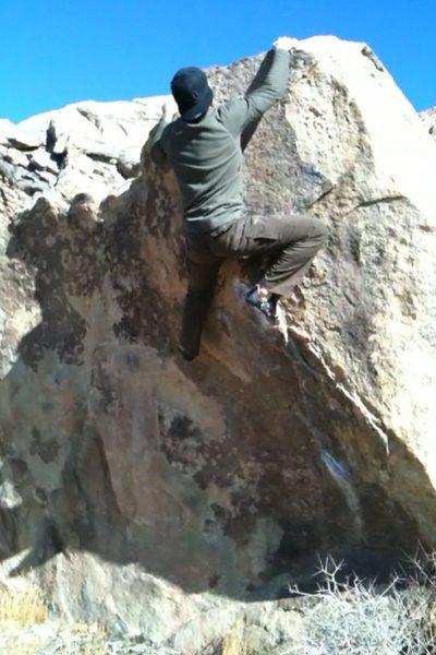 Rock Climbing Photo: Southwest Arete.