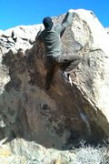 Rock Climbing Photo: Southwest Arete.