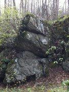 Rock Climbing Photo: Jugs Not Hugs