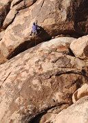 "Rock Climbing Photo: Russ Walling on ""Sunny Delight"". Photo b..."