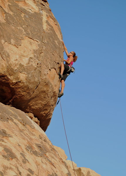 "Rock Climbing Photo: Susan Peplow on ""Fresh Squeezed"". Photo ..."