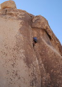 """Rock Climbing Photo: Greg Opland on """"Touch and Go"""". Photo by ..."""