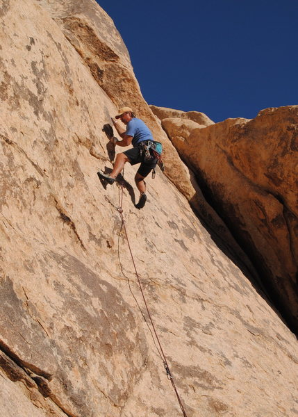 "Rock Climbing Photo: Greg Opland on ""remembering Marina"". Pho..."
