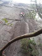 Rock Climbing Photo: P-1