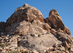 Rock Climbing Photo: B-52 Rock. Photo by Blitzo.