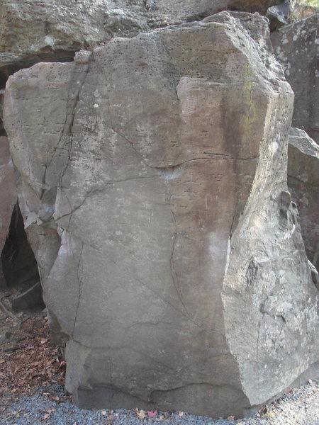 Rock Climbing Photo: Bad Habit.