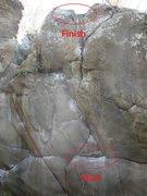 Rock Climbing Photo: Tomcat.