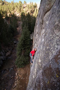 Rock Climbing Photo: 3.