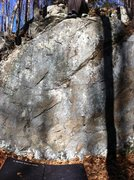 Rock Climbing Photo: Linus Boulder