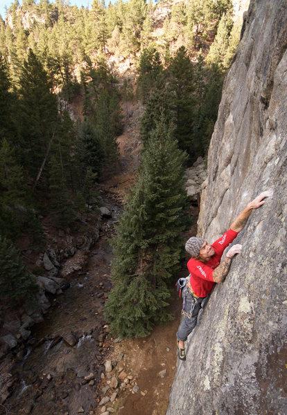 Rock Climbing Photo: 5.
