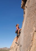 "Rock Climbing Photo: Susan Peplow on ""Pops Goes Hawaiian"". Ph..."