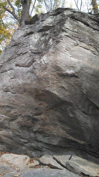 Rock Climbing Photo: The Campus Problem