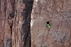 Rock Climbing Photo: Lauren.