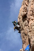 Rock Climbing Photo: Cliff on Freeform.