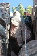 Rock Climbing Photo: Devils Lake