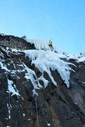 Rock Climbing Photo: Unamed wall 2