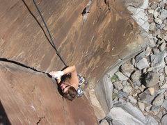 Rock Climbing Photo: Hood TR'n Hopping