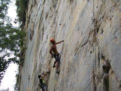 Rock Climbing Photo: Rajiv rocked it I gotta say!