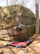 Rock Climbing Photo: Outbreak Roof