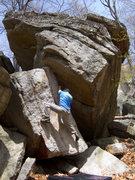 Rock Climbing Photo: V-Bola