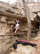 Rock Climbing Photo: Fire Escape