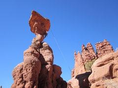 Rock Climbing Photo: so close to art, must climb