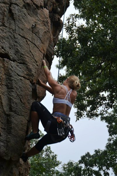 Rock Climbing Photo: Horseshoe Canyon Ranch 2012