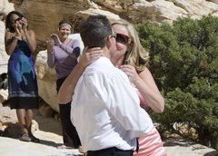 Rock Climbing Photo: Husband and Wife...