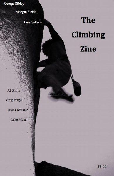Rock Climbing Photo: cover shot