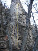 Rock Climbing Photo: The Goblin