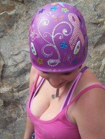 Rock Climbing Photo: Ready to climb!