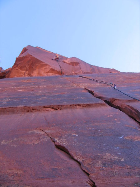 Rock Climbing Photo: Dream climb