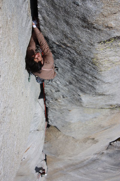"Pitch 2, ""Gil Weiss Memorial Offwidth"""