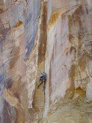 Rock Climbing Photo: Tele photo P2