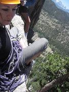 Rock Climbing Photo: comfy cozy