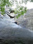 Rock Climbing Photo: Easily Flakey