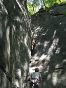 Rock Climbing Photo: Somebodys gotta climb it.