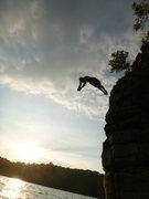 Rock Climbing Photo: DWS