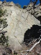 Rock Climbing Photo: Higher Security Risk.