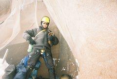 Rock Climbing Photo: Unplanned bivy, Success Clever, Rainier