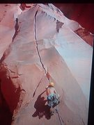 Rock Climbing Photo: what a great climb i love dancing queen's