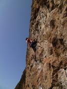 Rock Climbing Photo: Gold Wall, Sonora CA