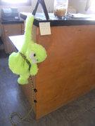 Rock Climbing Photo: Kermit's Belly (5.9+)